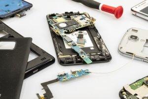 Smartphone- und Handy Reparaturen - nur bei der EAGLE IT Solutions aus Pirna.