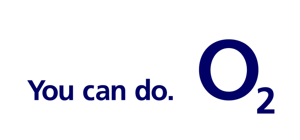 o2 - You can Do - Logo